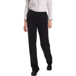 Oblačila Ženske Lahkotne hlače & Harem hlače Key Up 549F 0001 Črna