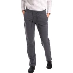 Oblačila Ženske Spodnji deli trenirke  Key Up GE31 0001 Siva