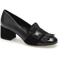 Čevlji  Ženske Mokasini Apepazza ADY02 Črna