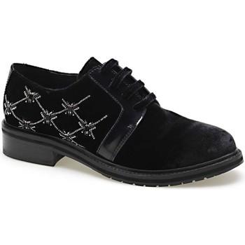 Čevlji  Ženske Čevlji Derby Apepazza CMB03 Črna