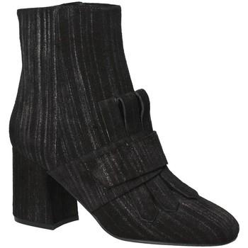 Čevlji  Ženske Gležnjarji Apepazza LTZ02 Črna