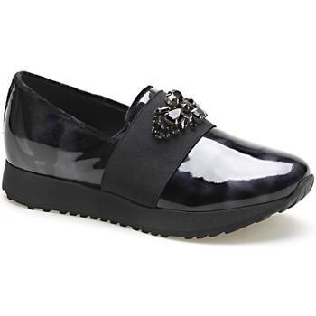 Čevlji  Ženske Slips on Apepazza MCT16 Črna
