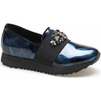 Čevlji  Ženske Slips on Apepazza MCT16 Modra