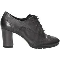 Čevlji  Ženske Čevlji Derby Mally 5010S Siva