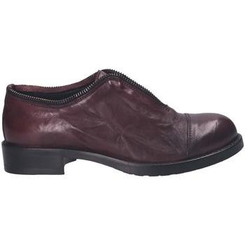Čevlji  Ženske Čevlji Derby Mally 5523 Rdeča