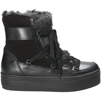 Čevlji  Ženske Škornji za sneg Mally 5990 Črna