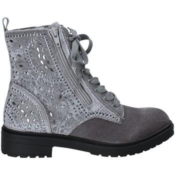 Čevlji  Ženske Gležnjarji Fornarina PI18RO1140V006 Siva