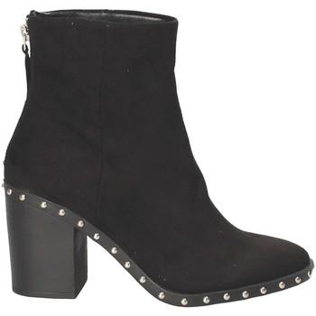 Čevlji  Ženske Gležnjarji Fornarina PI18SK1142S000 Črna