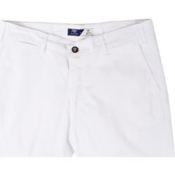 Oblačila Moški Kratke hlače & Bermuda Sei3sei PZV132 81497 Biely