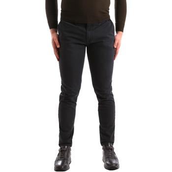 Oblačila Moški Hlače Chino / Carrot Gaudi 821FU25013 Siva