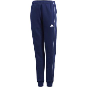 Oblačila Otroci Spodnji deli trenirke  adidas Originals CV3958 Modra