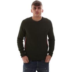 Oblačila Moški Puloverji U.S Polo Assn. 52379 52229 Zelena