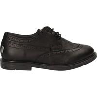 Čevlji  Otroci Čevlji Derby Melania ME6023F7I.A Črna