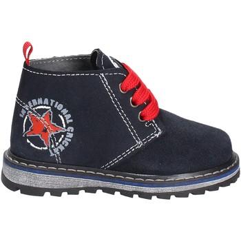 Čevlji  Otroci Polškornji Melania ME1043B7I.A Modra