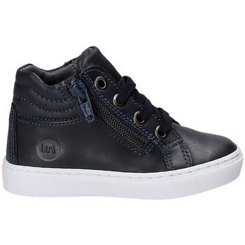 Čevlji  Dečki Visoke superge Melania ME1183B7I.B Modra