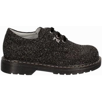 Čevlji  Otroci Čevlji Derby NeroGiardini A722550F Črna