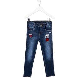 Oblačila Otroci Kavbojke slim Losan 723 9003AA Modra