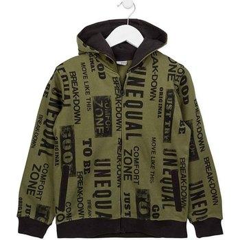 Oblačila Otroci Puloverji Losan 723 6007AA Zelena