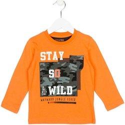 Oblačila Otroci Puloverji Losan 725 1013AC Oranžna