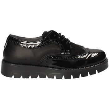 Čevlji  Otroci Čevlji Derby Melania ME6158F7I.D Črna
