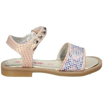 Čevlji  Deklice Sandali & Odprti čevlji Asso 55930 Roza
