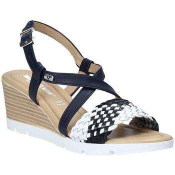 Čevlji  Ženske Sandali & Odprti čevlji Valleverde 32305 Modra