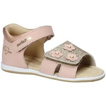 Čevlji  Deklice Sandali & Odprti čevlji Melania ME0801A8E.C Roza