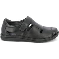 Čevlji  Moški Sandali & Odprti čevlji Grunland SA1515 Črna