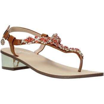Čevlji  Ženske Sandali & Odprti čevlji Gold&gold A20 GL540 Oranžna