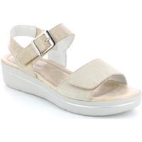 Čevlji  Ženske Sandali & Odprti čevlji Grunland SA1875 Zlato