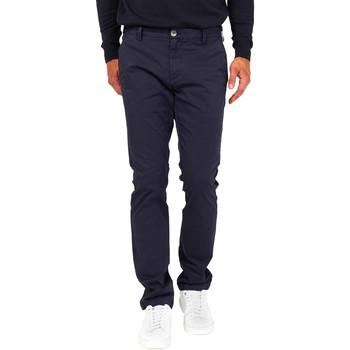 Oblačila Moški Hlače Chino / Carrot Gas 360702 Modra