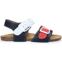 Čevlji  Otroci Sandali & Odprti čevlji Bionatura LUCA IMB Modra