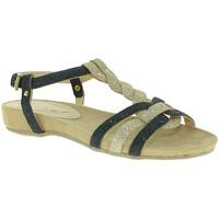 Čevlji  Ženske Sandali & Odprti čevlji Mally 3828 Črna