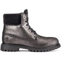 Čevlji  Ženske Polškornji Lumberjack SW00101 015 Q37 Črna
