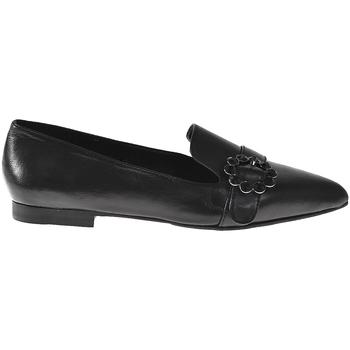 Čevlji  Ženske Mokasini Elvio Zanon I3203B Črna