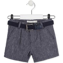 Oblačila Otroci Kratke hlače & Bermuda Losan 017-9790AL Modra
