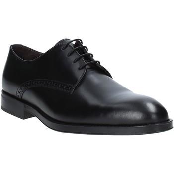 Čevlji  Moški Čevlji Derby Marco Ferretti 112508MF Črna
