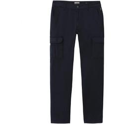 Oblačila Moški Hlače cargo Napapijri NP0A4E31 Modra