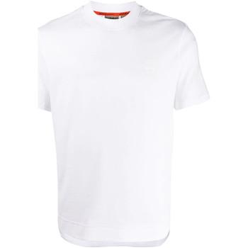 Oblačila Moški Majice s kratkimi rokavi Napapijri NP0A4E8F Biely