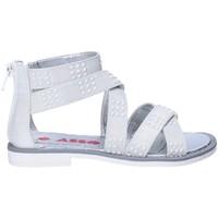 Čevlji  Deklice Sandali & Odprti čevlji Asso 64026 Siva