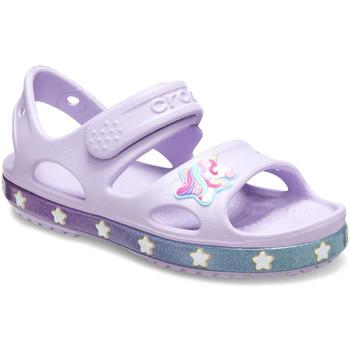 Čevlji  Otroci Sandali & Odprti čevlji Crocs 206366 Roza