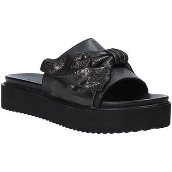 Čevlji  Ženske Natikači Grunland CI1519 Črna