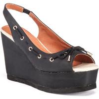 Čevlji  Ženske Sandali & Odprti čevlji Lumberjack SW57906 002 C01 Črna