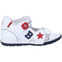 Čevlji  Otroci Sandali & Odprti čevlji Balducci CITA1084 Biely