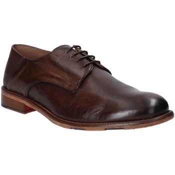 Čevlji  Moški Čevlji Derby Exton 3101 Rjav