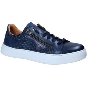 Čevlji  Moški Nizke superge Exton 512 Modra