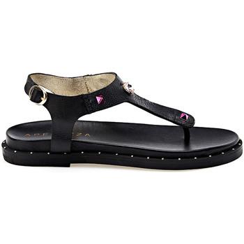 Čevlji  Ženske Sandali & Odprti čevlji Apepazza JPL06 Črna