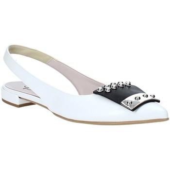 Čevlji  Ženske Sandali & Odprti čevlji Grace Shoes 521011 Biely