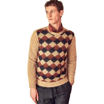 Oblačila Moški Puloverji Antony Morato MMSW00855 YA400113 Bež