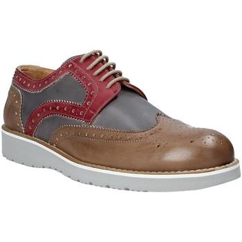 Čevlji  Moški Čevlji Derby Exton 5105 Rjav